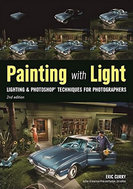 Painting with Light a book about Lighting & Photoshop Techniques